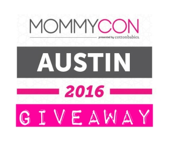 MommyCon giveaway | sharonisamom.com