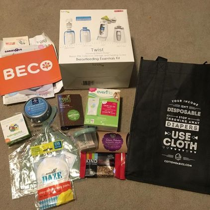 MommyCon swag | sharonisamom.com